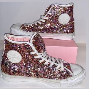 Converse All Star Pink High Top